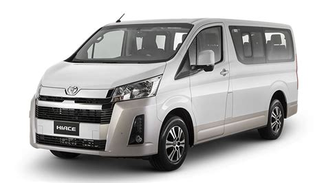 toyota hiace philippines price specs review