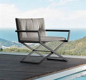 Chaise Pliante Exterieur : dominus chaise registe d 39 ext rieur pliante idd ~ Teatrodelosmanantiales.com Idées de Décoration