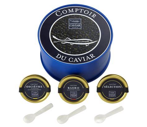 Le Comptoir Du Luxe by 192 No 235 L Quelques Grains De Caviar Pour R 233 Ussir La F 234 Te