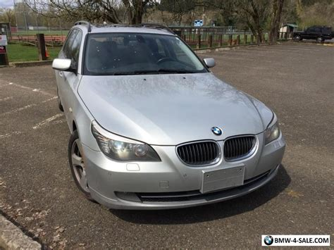 2008 Bmw 5-series 535xi Sport Touring For Sale In United