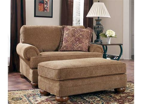 Chair And Ottoman Cover Set by Country Style Living Room With Oversized Chairs Plus