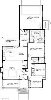 www house plans craftsman style house plan 3 beds 2 baths 1749 sq ft plan 434 17