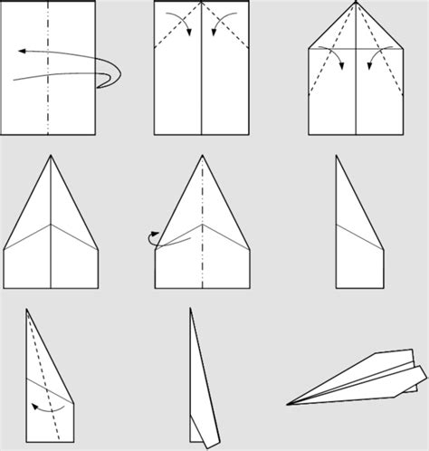 Avion En Papier Pliage Les 25 Meilleures Id Es De La Cat Gorie