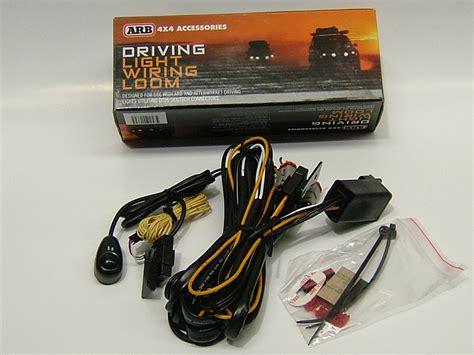Arb Light Wiring Loom Kit Deutsch Connectors Lrs Offroad