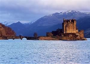 Eilean Donan Castle Wallpapers Backgrounds