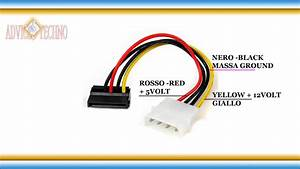 Pcie To Molex Power Adapter Wiring Diagram
