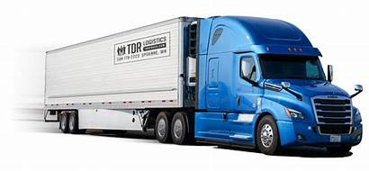 Truck Logistics Tdr Dispatch Solutions Services Shipping