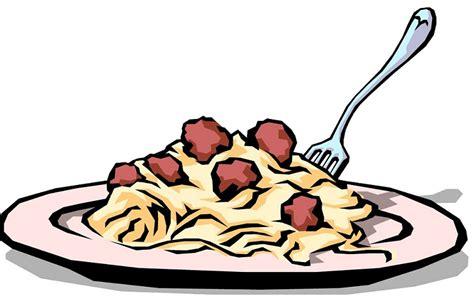 Spaghetti Dinner Clip Pasta 2017 For Macc
