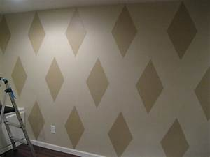 Home Design: Wall Paint Patterns Using Tape – Besthome ...