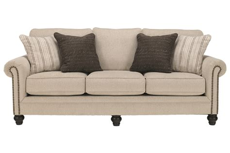 milari sofa living spaces 90 quot w x 39 quot d x 39 quot h living room