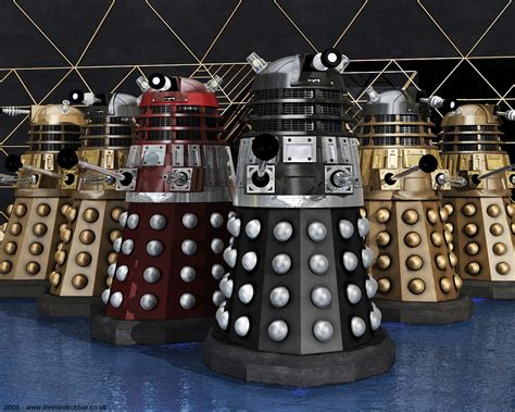 www supreme doctor who 3d daleks from the new series planet of the daleks