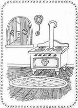 Coloring Stove Shortcake Strawberry Template Friends Printables Pages Picasaweb Google sketch template
