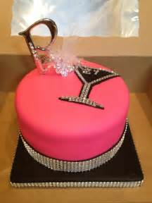 Happy Birthday Bling Cake