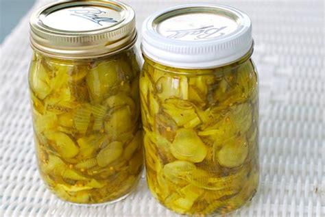 bread and butter pickles bread and butter pickles recipe dishmaps
