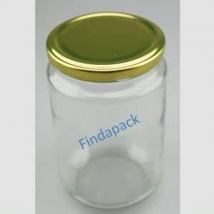 Pot Verre Couvercle : pots ronds 750 ml to 82 avec couvercle au choix findapack ~ Teatrodelosmanantiales.com Idées de Décoration