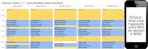 logiciel agenda avec r 233 servation par pour salle de sport solution rendez vous