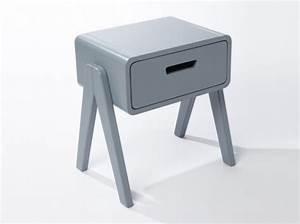Ikea Table De Nuit : table de chevet grise ikea ~ Teatrodelosmanantiales.com Idées de Décoration