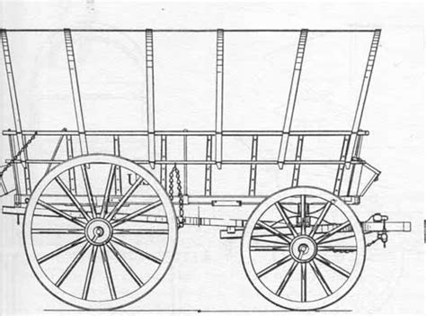 covered wagon kit plans plans diy   quilt