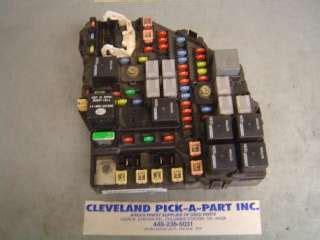 Fuse Box On Cadillac Ct 2003 by 2004 Acura El Engine Bay Fuse Box Eld 2001 2002 2003 2005