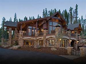 Custom home builder in Colorado showcases rustic mountain ...