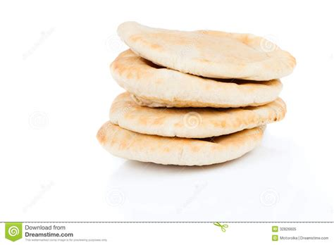 plan snack cuisine pitta bread lebanese bread royalty free stock photo image 32826605