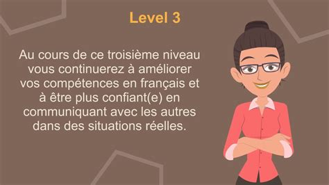 Welcome to French Circles Level 3 presentation - YouTube