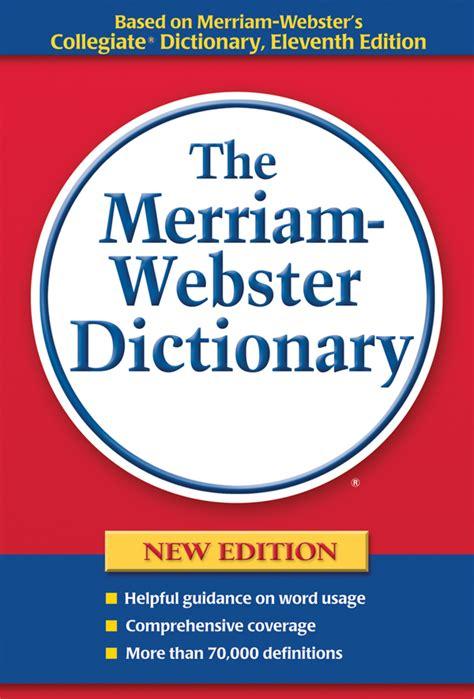 shop  merriam webster dictionaries dictionary