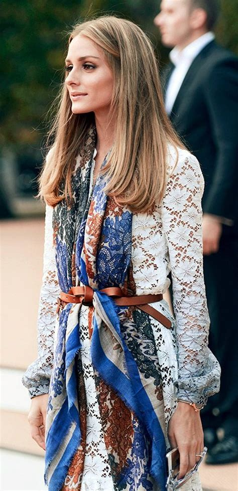 Scarf Draping Styles - accessorize your with these 8 scarf draping ideas