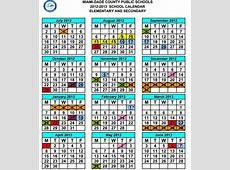 Miami Dade Public Schools Calendar 20182019 – 2018