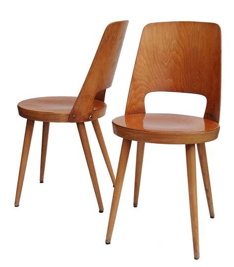 chaise bauman chaise bistrot baumann patine sur bovintage com