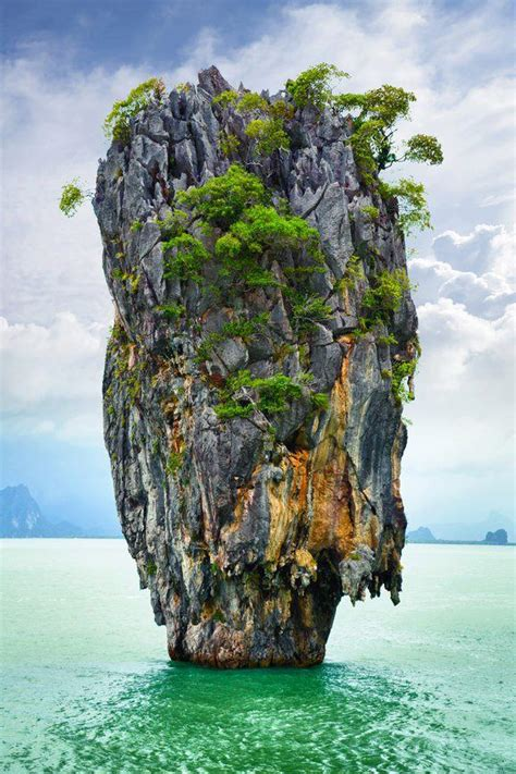 Bond Island Phuket Thailand Thailand Places Around