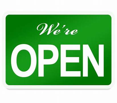Open Monday Today January Bar Sign Were