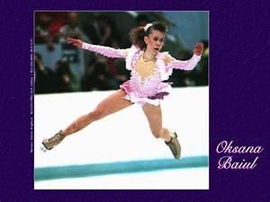 Oksana Baiul Skating   www.imgkid.com - The Image Kid Has It!
