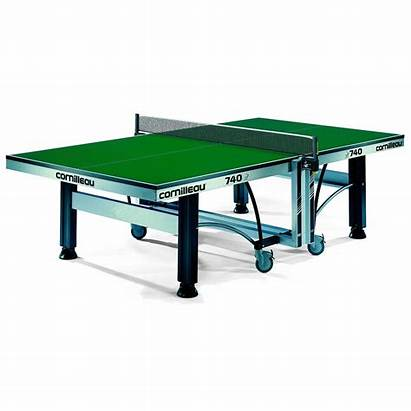 Cornilleau Table Competition Tennis Ittf Rollaway Delivery