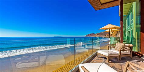 Beachfront House In California : 5 Beautiful Beach Houses In California