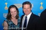 Ben and daughter   Ben browder, Screenwriting, Entertainment