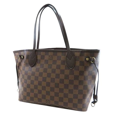 spot  fake louis vuitton neverfull bag