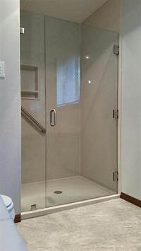 frameless shower door Shower Doors Des Moines – Sassman Glass & Mirror
