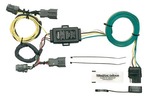 hopkins towing solution 43925 plug in simple vehicle to
