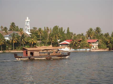 House Boat At Kollam by ملف House Boat Kollam Jpg ويكيبيديا الموسوعة الحرة