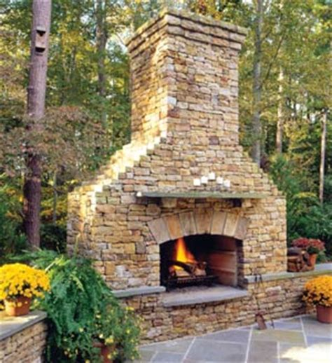 outside fireplace designs design guide for outdoor firplaces and firepits garden