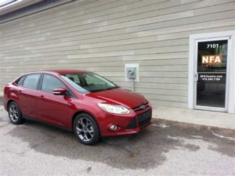 sell   ford focus se  speed manual perfect