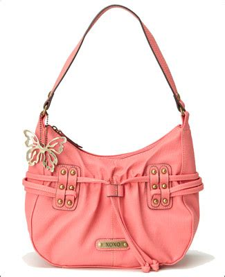 bag lovers xoxo sunrise small shoulder handbag