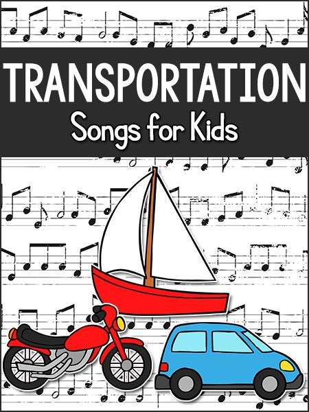 transportation songs for in preschool pre k 199 | transportation songs