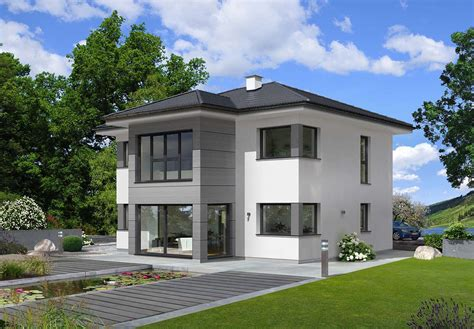"Haustyp ""classic 157 S Dachfirst Offen""  Hartl Haus"