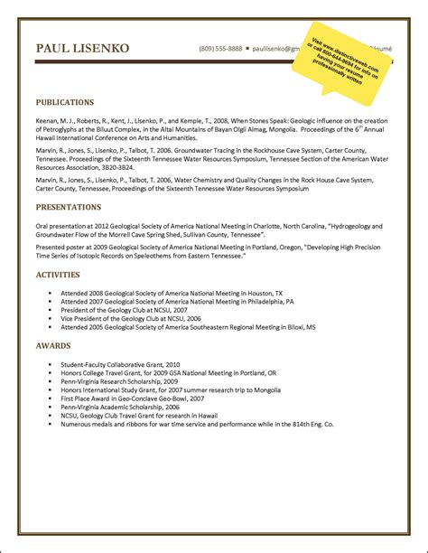 resume for students format student resume sample distinctive documents
