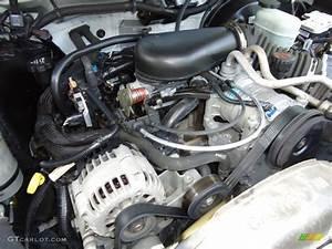 2003 Chevrolet S10 Ls Extended Cab 4 3 Liter Ohv 12v