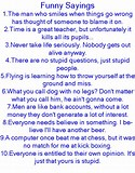 Image result for Funny sayings And quotes