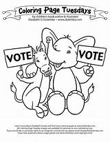 Coloring Election Constitution Nate Congress Printable Vote Preschool Getcolorings Printables Electoral Bill Popular Adult Coloringhome Google Related sketch template