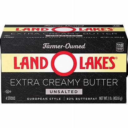 Butter Lakes Land Salted Creamy Unsalted Extra